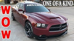 Heavily Modded 2014 High Octane Red Pearl 100th Anniversary Dodge Charger R/T Walk Around Upgrades