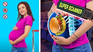 15 смешных пранков в кинотеатре / Как пронести сладости в кинотеатр