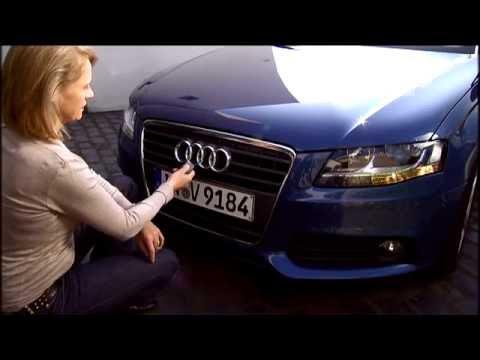 HomeLink Audi Instructions (English)
