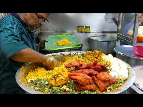 Singapore Street Food Little India Hawker