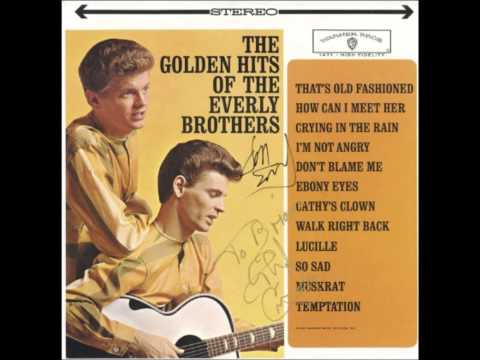 """The Everly Brothers  """"Sleepless Nights"""""""