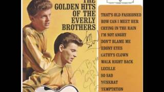 Watch Everly Brothers Sleepless Nights video