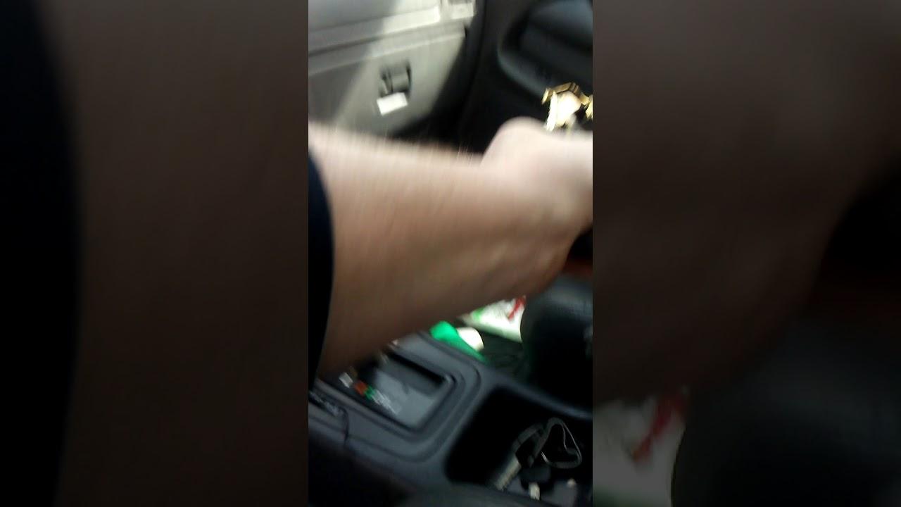 1995 Toyota Camry Stuck Ignition Key Simple Fix