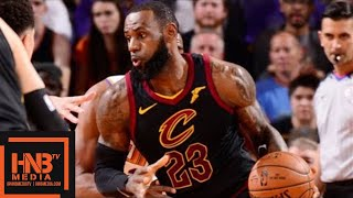 Cleveland Cavaliers vs Phoenix Suns Full Game Highlights / March 13 / 2017-18 NBA Season thumbnail