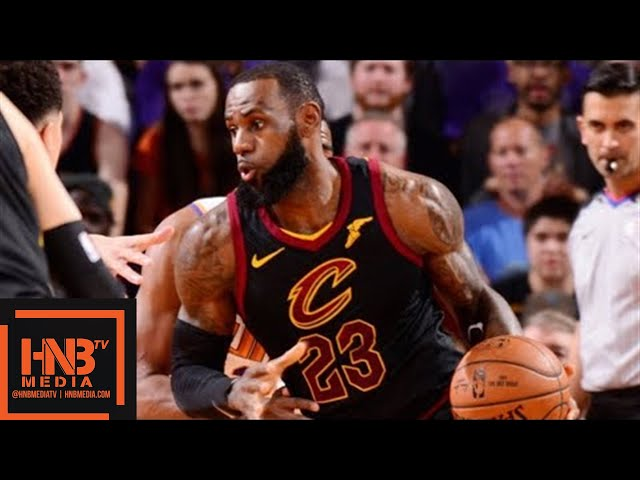 Cleveland Cavaliers vs Phoenix Suns Full Game Highlights / March 13 / 2017-18 NBA Season #1