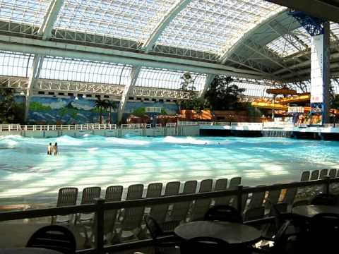 ocean park at West Edmonton Mall Edmonton, Alberta, Canada