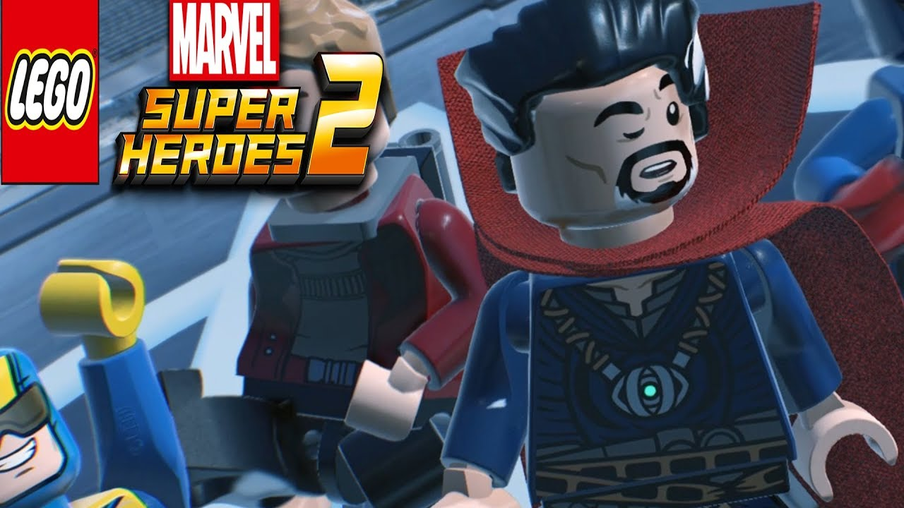 LEGO Marvel Super Heroes 2 - G...