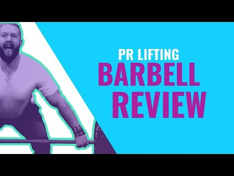 Barbell Review: PR LIFTING vs. ROGUE OHIO & ROGUE OLYMPIC barbells