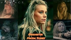 Vikings - Margrethe (All Major Scenes)