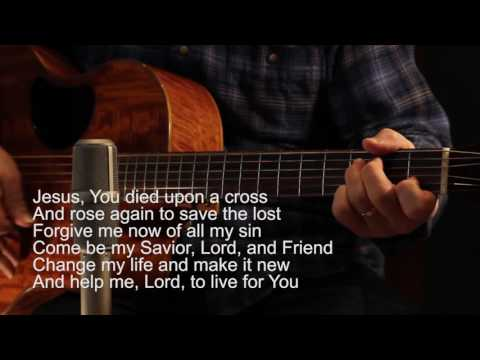 Learn to Play The Salvation Poem