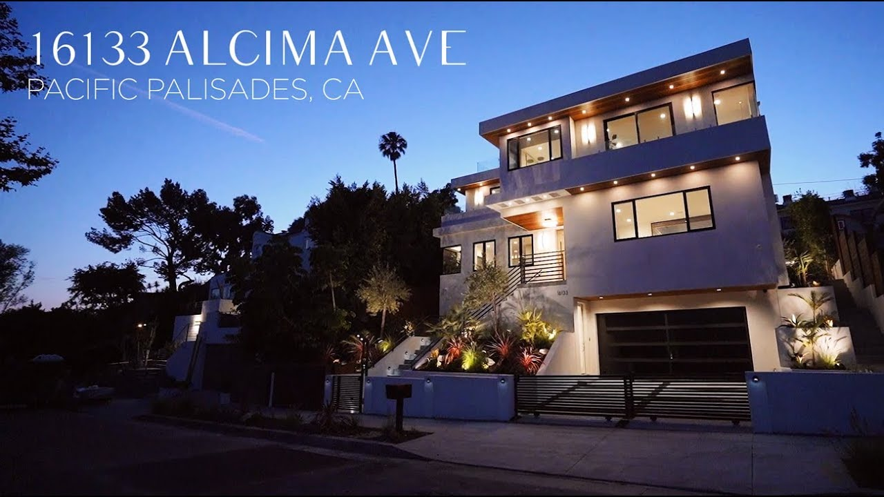 sold 16133 alcima ave pacific palisades