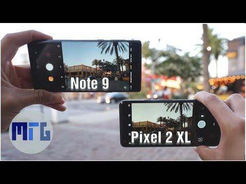Note 9 vs Pixel 2 XL Camera: In-Depth Camera Test Comparison