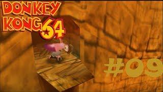 Let's Play Donkey Kong 64🍌 [#09] Kack Vogel