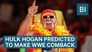 Hulk Hogan Will Make A WWE Comeback In 2018, Says Jim Ross