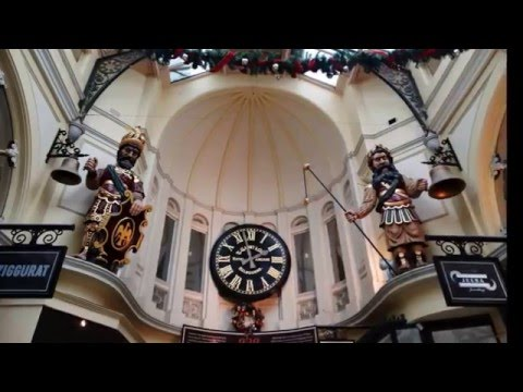 Melbourne Royal Arcade