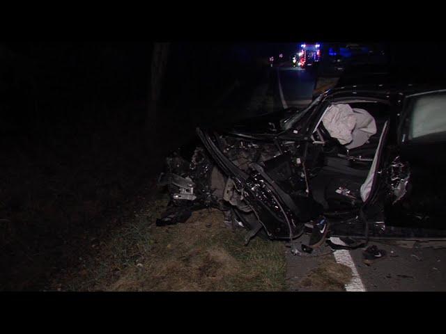 19-jähriger BMW-Fahrer stirbt bei Verkehrsunfall