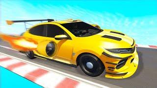 NEW $1,200,000 SUPER FAST DLC CAR! (GTA V)