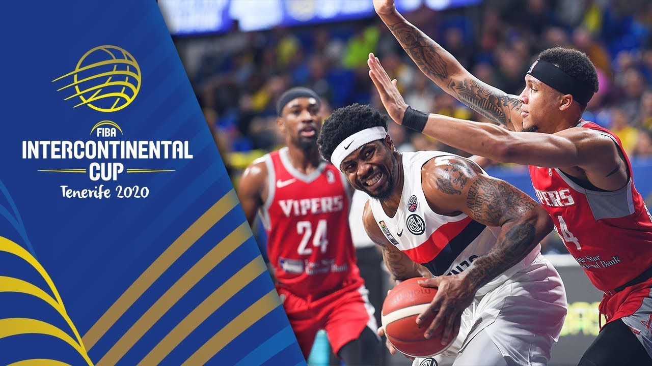 San Lorenzo v Rio Grande Valley Vipers - Highlights - FIBA Intercontinental Cup 2020