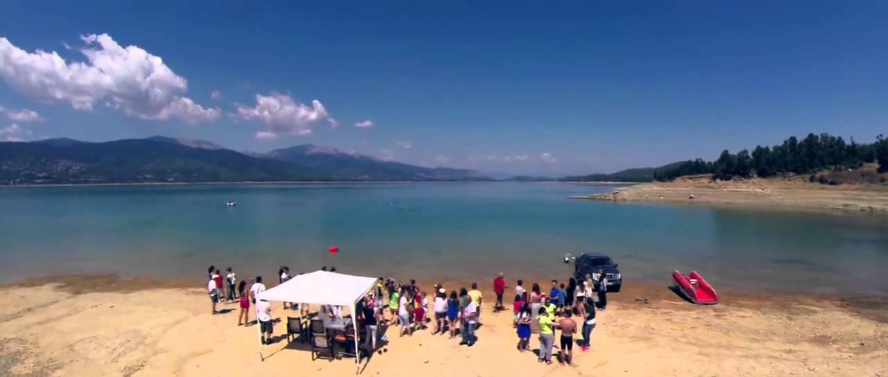 15ος Κολυμβητικός Διάπλους της λίμνης Πλαστήρα/15th crossing of Lake PLastitriras-tavropos.com