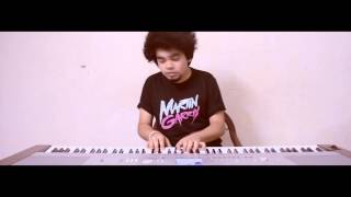 Martin Garrix feat. Usher - Don't Look Down (EPIC PIANO COVER)