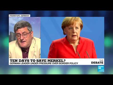 Migration crisis: 'Time is running out for Angela Merkel'