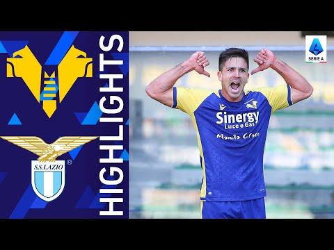 Helas Verona Lazio Goals And Highlights