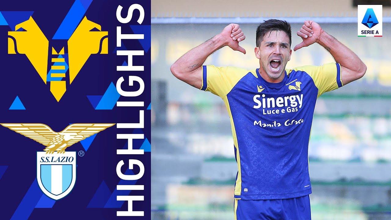 Download Verona 4-1 Lazio   Simeone scores four!   Serie A 2021/22