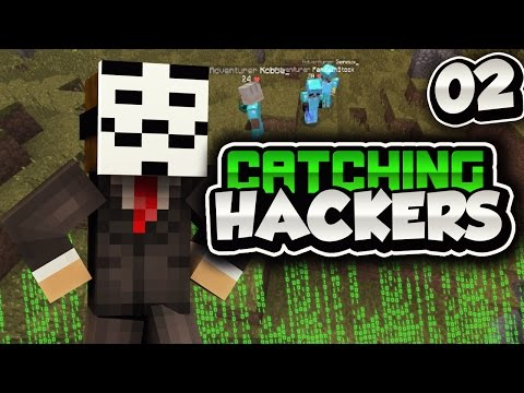 OWNER CATCHING HACKERS #2 - HACKER GROUP!?