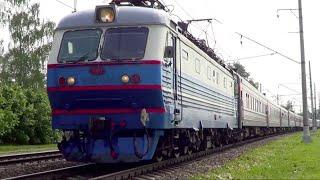 ЧС2К-694 с поездом №141