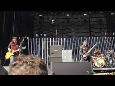 Seether Live Northern Invasion 2016