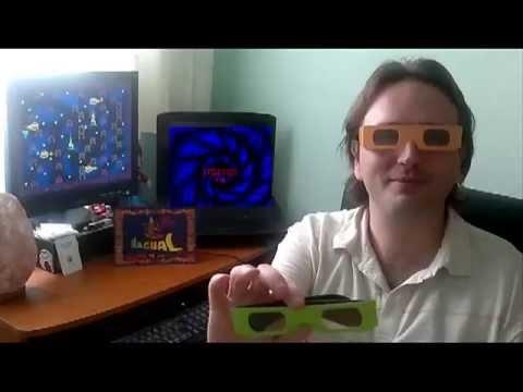 Coco, ChromaDepth and Futuresco Games presentation