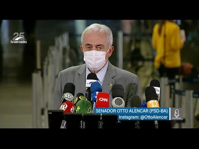 CPI da Pandemia – Otto Alencar fala sobre os trabalhos da comissão - 16/6/2021