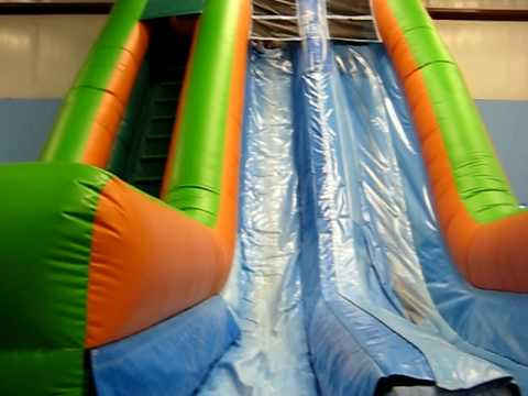 BounceLand Slide