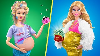 10가지 셀프 아기인형 팁과 만들기 / 미니어쳐 아기,…