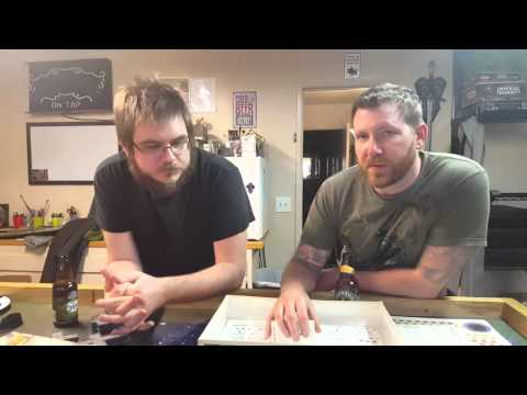 Epic 2nd ed Space Marine unboxing!
