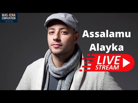 MAS-ICNA 2012: Maher Zain | Assalamu Alayka Live