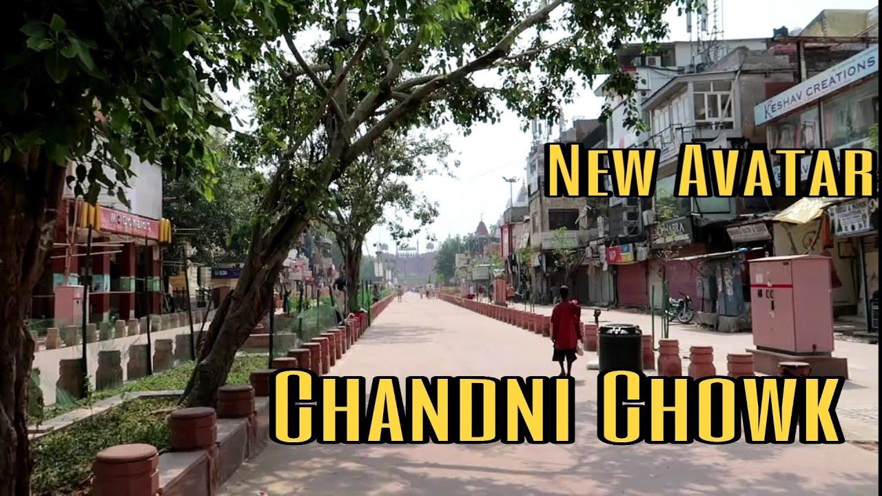 Delhi's CHANDNI CHOWK Redevelopment   Everything changed   Unbelievable  