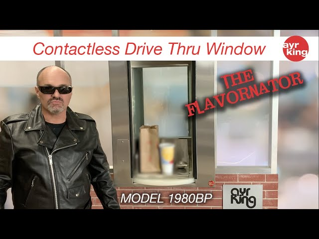 THE FLAVORNATOR: LOCKAIRE DRIVE-THRU WINDOW