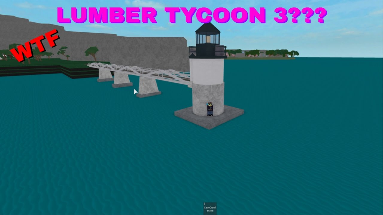 Roblox com lumber tycoon game