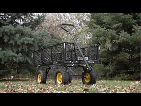 Gorilla Carts Gor 801 Assembly Doovi