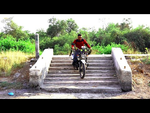 Unbelievable!!! Royal Enfield Himalayan with music system, fully loaded Accessories