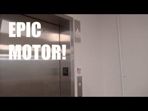CRAZY LOUD MOTOR! Scott Hall - Carnegie Mellon University - Oakland, PA