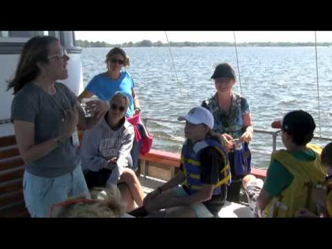 Ecology Cruise at the Chesapeake Bay Maritime Museum