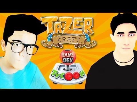 JOGO DO TAZERCRAFT! - Game Dev Tycoon