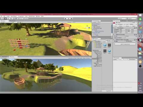 Unity3D Path Deformation | FunnyCat TV
