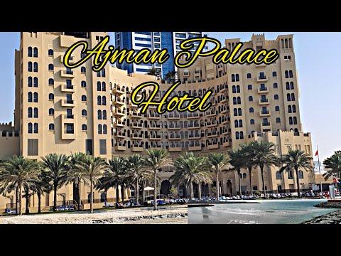 Ajman Palace Hotel | Arabesque Restaurant