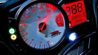 Как переключить спидометр с милей в километры (переключение приборки с mp/h в km/h)