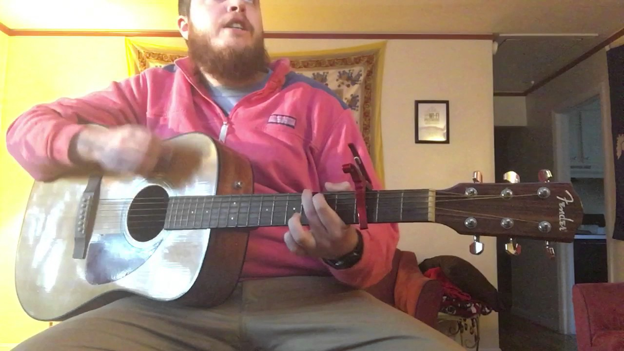 The Xx Acoustic Cover I Dare You Youtube