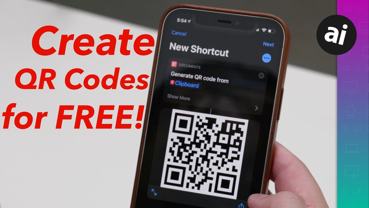 How To Scan And Create QR Codes for FREE with Your iPhone! - AppleInsider