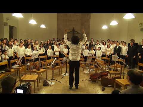 Shosholoza, Siyahamba - Waldorfschule Tbilisi, Deutsch-Georgisches Jugendorchester